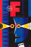 Toronto International Film Festival 1990 Art Print