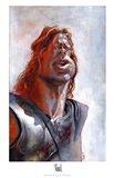 Achilles Heel Art Print