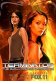 Terminator: The Sarah Connor Chronicles - style L Art Print