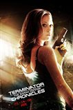 Terminator: The Sarah Connor Chronicles - style BE Art Print