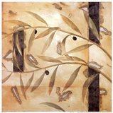 Olive Branch I Art Print