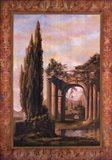 Volterra Tapestry II Art Print