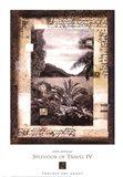 Splendor of Travel IV Art Print