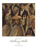 Ballroom Belles I Art Print
