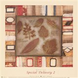 Special Delivery 2 Art Print
