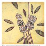 Fleur de Joie I Art Print