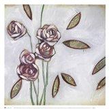 Fleur de Joie III Art Print
