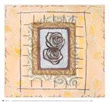 Fleur de Joie V Art Print