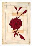 Floral Study II Art Print