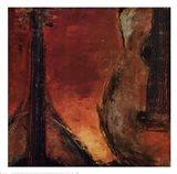 Brass & Strings VI Art Print