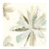 Floral Impasto II Art Print