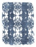 Batik Shell Patterns I Art Print