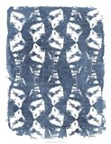 Batik Shell Patterns IV Art Print
