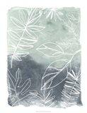Tropical Batik I Art Print