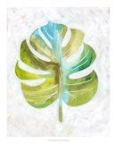 Ocean Side Palms  III Art Print