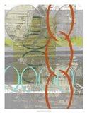 Linking  I Art Print