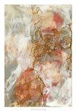 Coral Lace II Art Print