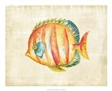 Aquarium Fish II Art Print