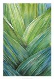 Tropical Crop IV Art Print