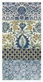 Bohemian Tapestry III Art Print