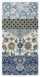 Bohemian Tapestry IV Art Print
