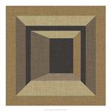 Geometric Perspective VII Art Print