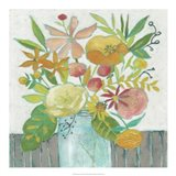 Homestead Floral I Art Print
