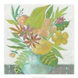 Homestead Floral II Art Print