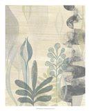 Undersea Garden I Art Print