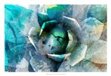 Agave Abstract I Art Print