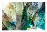 Agave Abstract II Art Print