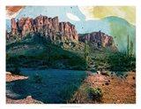 Arizona Abstract Art Print