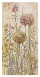 Floral Chinoiserie I Art Print