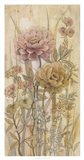 Floral Chinoiserie II Art Print