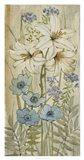 Lily Chinoiserie I Art Print