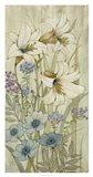 Lily Chinoiserie II Art Print