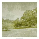 Beryl Landscape  I Art Print