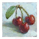 Impressionist Fruit Study IV Art Print