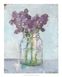 Impressionist Floral Study II Art Print