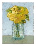 Impressionist Floral Study III Art Print