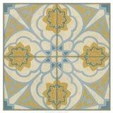 No Embellish* Old World Tiles II Art Print