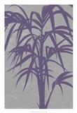 Chromatic Palms V Art Print