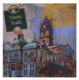 Trinity Trails - Ft. Worth Art Print