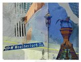 Weatherford St. Ft. Worth Art Print