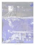 Valley Mist I Art Print