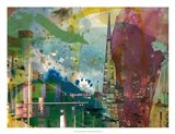 San Francisco Buildings I Art Print