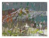 Mountain Wildflowers II Art Print
