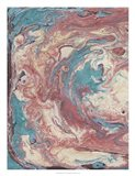Marbled I Art Print