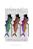 Gentleman of Fisherton Art Print