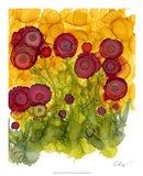 Poppy Whimsy VIII Art Print